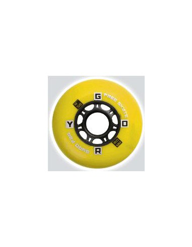GYRO F2R yellow (85A)