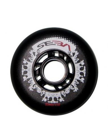 SEBA Street Kings Junior wheels black 82A