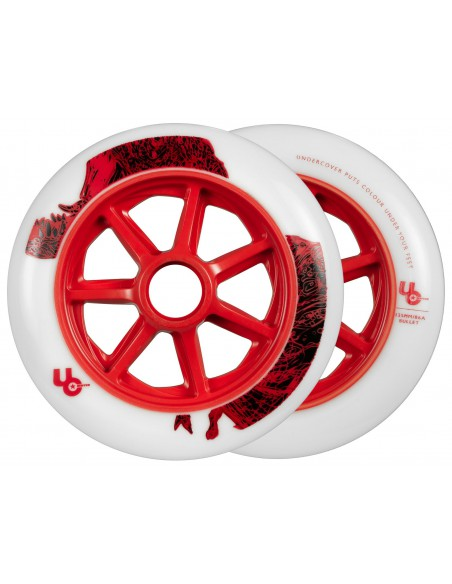 UNDERCOVER T-REX wheel125 mm
