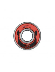 WICKED ABEC 5 FREESPIN single bearing