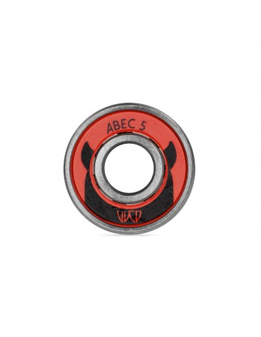 WICKED ABEC 5 FREESPIN single bearing
