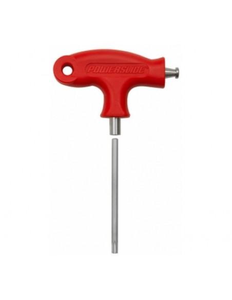 POWERSLIDE Tool Torx/Exagon