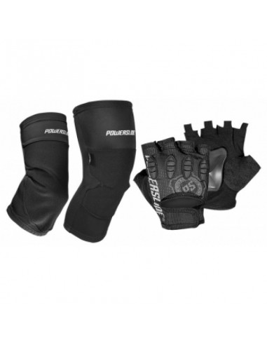 POWERSLIDE PROTECTION Race Tri-Pack