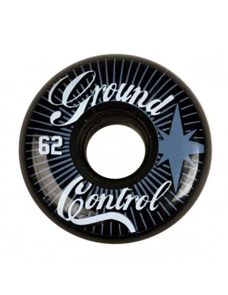 Ground Control Wheel 62mm 90A black
