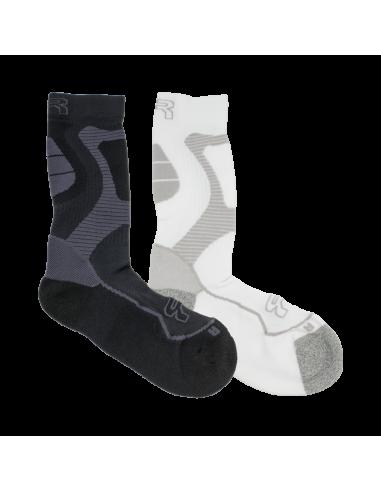 SEBA Nano Technology Socks white tg.46-48