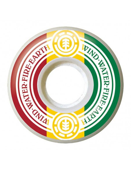 ELEMENT Wheels Rasta 53MM