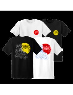 FR Skates draw t-shirt