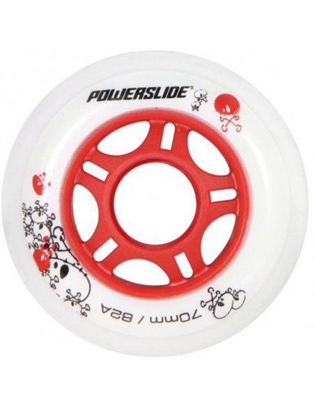 POWERSLIDE Kids wheels ( 82A)