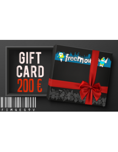 Gift Card 200 euro