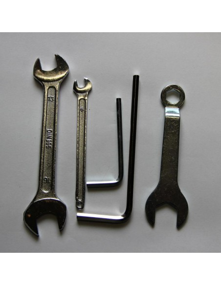 ROLL-LINE kit chiavi manutenzione