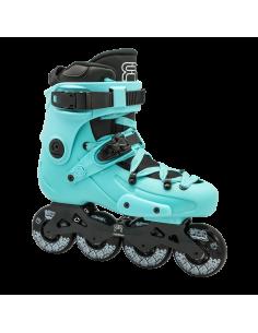 FR SKATES - FR1 80 light blue