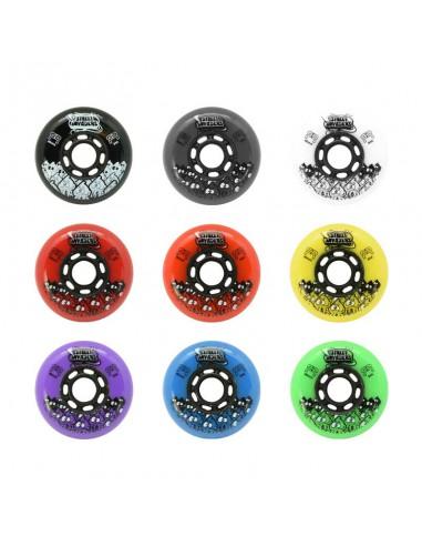 FR - Street Invader wheels 84A