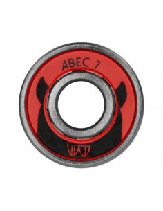 Wicked Abec 7 Bearings x16