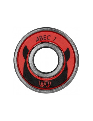 Wicked Abec 7 608 Bearings x16