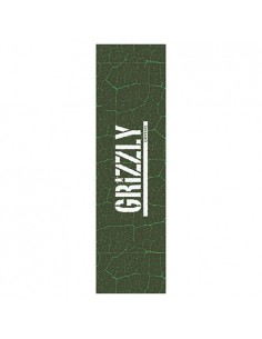 GRIZZLY grip tape leaf stamp