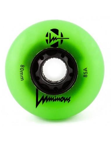 LUMINOUS wheels 80mm