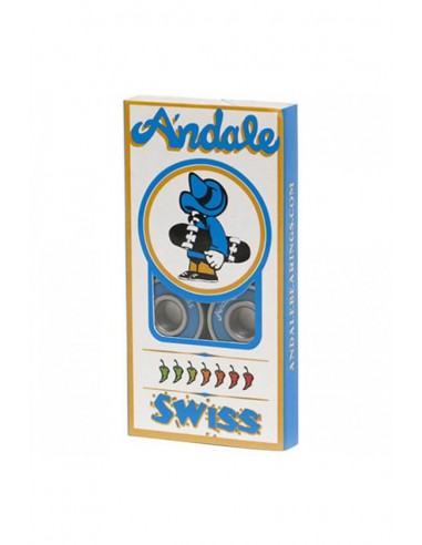 ANDALE Abec Swiss Blue