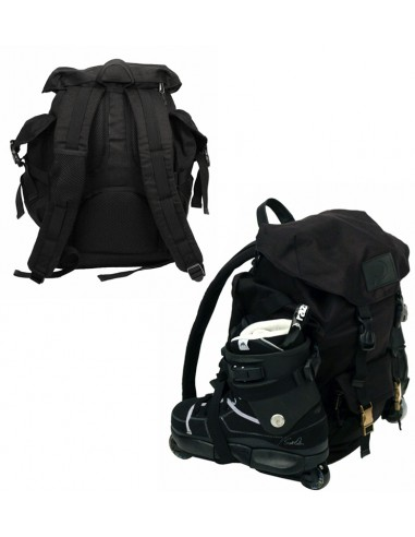 GROUNDCONTROL Canvas Backpack