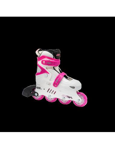 SEBA Junior white-pink