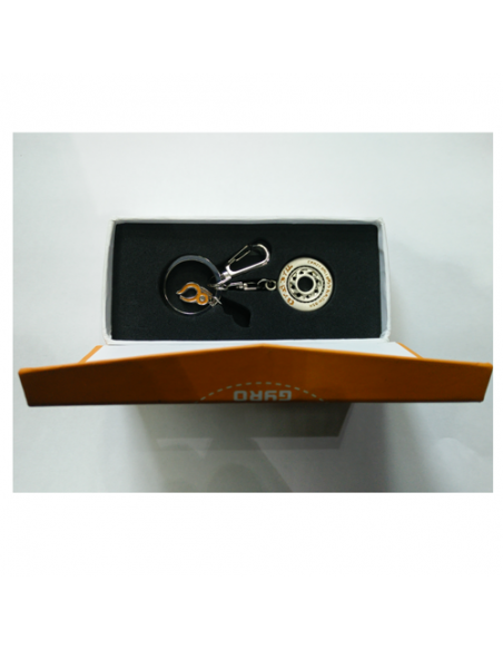 GYRO Steel Key Holder