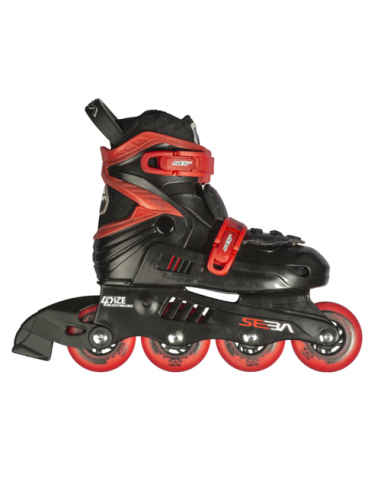 SEBA Junior black-red
