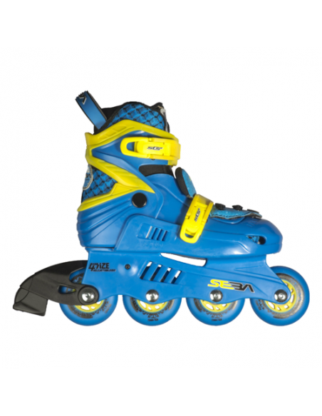 SEBA Junior blu-yellow