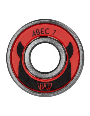 WICKED ABEC 7 FREESPIN single bearing