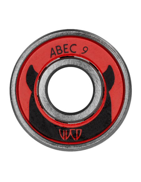 WICKED ABEC 9 FREESPIN single bearing