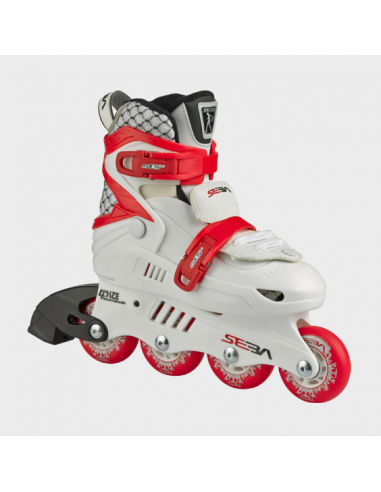 SEBA Junior white-red